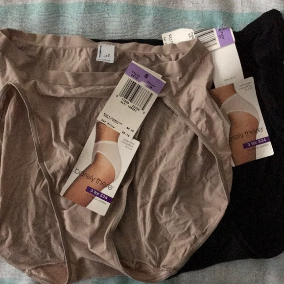 Barely There Other - NWT Barely There Seamless Microfiber hi-cut panty